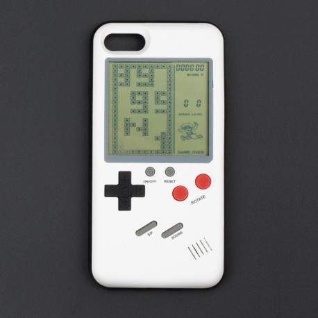 FUNDA IPHONE GAMEBOY (8 JUEGOS)
