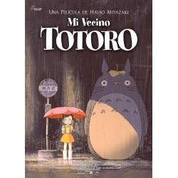 PÓSTER MI VECINO TOTORO
