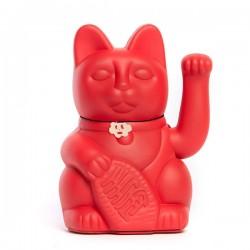 Gato ManekiNeko - Rojo