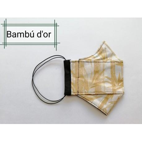 MASCARILLA ORIGAMI BAMBÚ